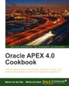 Oracle APEX 40 Cookbook
