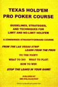 Texas Hold'em Pro Poker Course