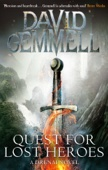 David Gemmell - Quest For Lost Heroes artwork