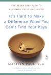 Its Hard To Make A Difference When You Cant Find Your Keys
