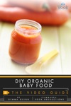DIY Organic Baby Food The Video Guide