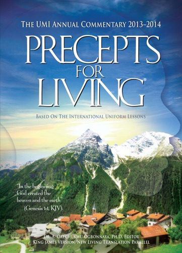 Precepts for Living 2013-2014
