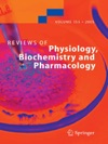 Reviews Of Physiology Biochemistry And Pharmacology 155