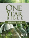 One Year Bible Beginning To End