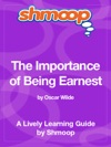 The Importance Of Being Earnest Shmoop Learning Guide