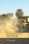 Review Of The Department Of Defense Enhanced Particulate Matter Surveillance Program Report