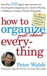 How To Organize Just About Everything