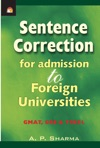 Sentence Correction For Admission To Foreign Universities