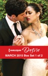 Harlequin Desire March 2015 - Box Set 1 Of 2