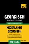 Thematische Woordenschat Nederlands-Georgisch 7000 Woorden