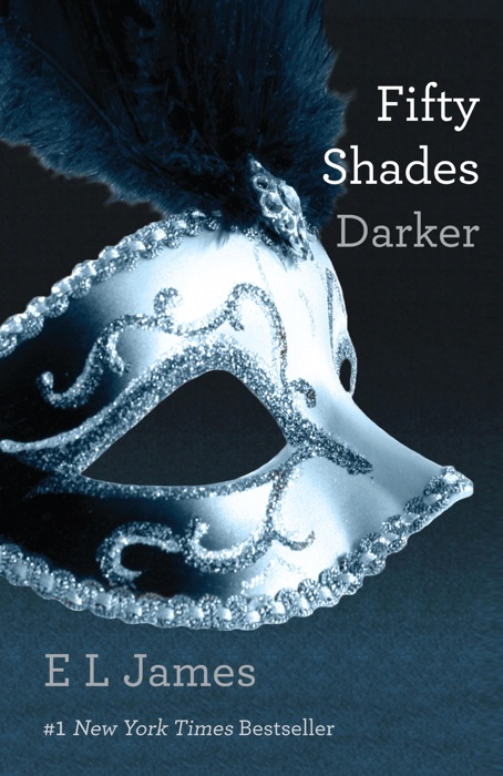 Fifty Shades Darker E L James Book
