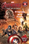 Marvels Avengers Age Of Ultron Friends And Foes