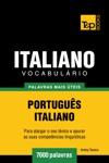 Vocabulrio Portugus-Italiano 7000 Palavras Mais Teis