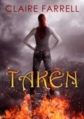 Claire Farrell - Taken (Ava Delaney #4)  artwork