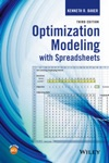 Optimization Modeling With Spreadsheets