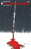 The Walking Dead #145 - Robert Kirkman Cover Art