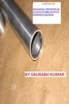 Study Of Mechanical Behavior  Aluminium 6061-Graphite Composite