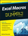 Excel Macros For Dummies