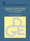 Fundamentals Of Discrete Element Methods For Rock Engineering