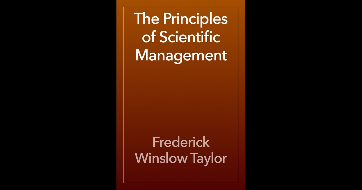 apple scientific management Strategic management is the management of an organization's resources to achieve its goals and objectives strategic management involves setting objectives, analyzing the competitive environment.