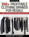 250 Profitable Clothing Brands For Resale