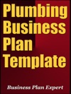 Plumbing Business Plan Template Including 6 Special Bonuses