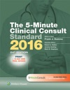 The 5-Minute Clinical Consult Standard 2016 24th Edition