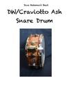 DWCraviotto Ash Snare Drum