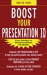 Boost Your Presentation IQ Proven Techniques For Winning Presentations And Speeches