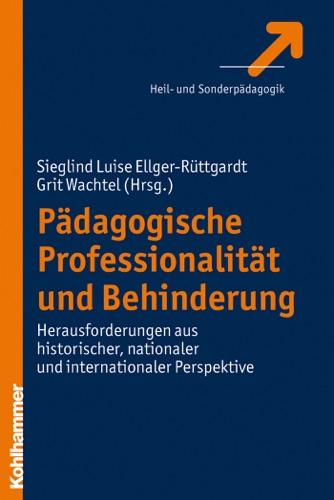 Pdagogische Professionalitt und Behinderung