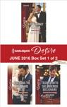 Harlequin Desire June 2016 - Box Set 1 Of 2