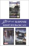Love Inspired Suspense August 2015 - Box Set 1 Of 2