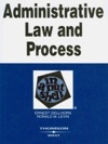Administrative Law And Process In A Nutshell 5th