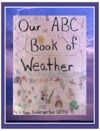 Our ABC Book Of Weather