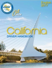 California dmv driver handbook