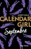 Audrey Carlan - Calendar Girl - Septembre illustration