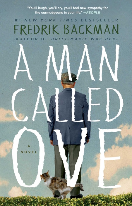 A Man Called Ove Fredrik Backman Book