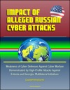 Impact Of Alleged Russian Cyber Attacks Weakness Of Cyber Defenses Against Cyber Warfare Demonstrated By High-Profile Attacks Against Estonia And Georgia Multilateral Initiatives Countermeasures