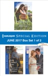 Harlequin Special Edition June 2017 Box Set 1 Of 2