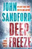 John Sandford - Deep Freeze artwork