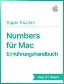 Numbers für Mac Einführungshandbuch macOS Sierra