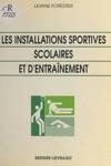Les Installations Dquipement Sportifs Scolaires Et Dentranement