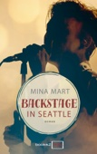 Mina Mart - Backstage in Seattle Grafik