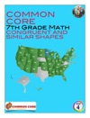 Common Core 7th Grade Math - Congruent And Similar Shapes