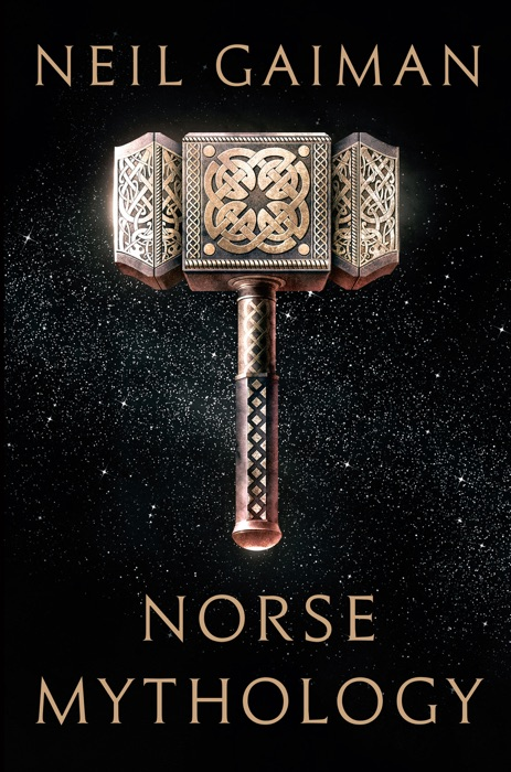 Norse Mythology Neil Gaiman Book