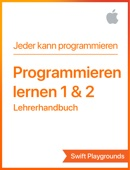 Swift Playgrounds: Programmieren lernen 1 & 2