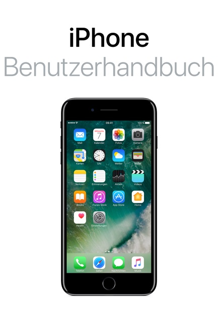 Iphone  Benutzerhandbuch Download