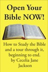 Open Your Bible Now