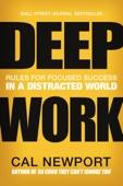 Deep Work - Cal Newport Cover Art