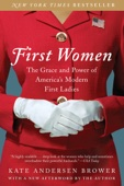 First Women - Kate Andersen Brower Cover Art